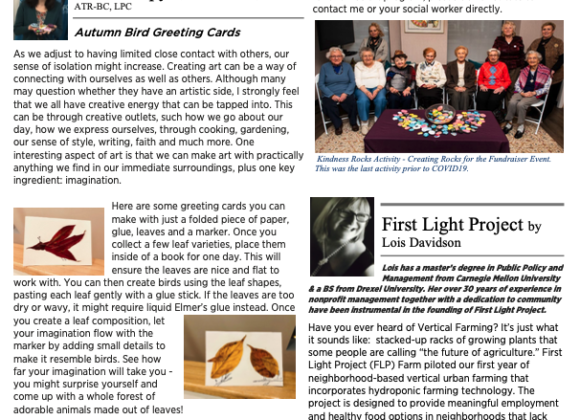 JFCS Holocaust Program connect